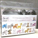 Mix and Match Animal Cookie Cutter Set THUMBNAIL