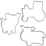 Farm Cookie Cutter Set THUMBNAIL