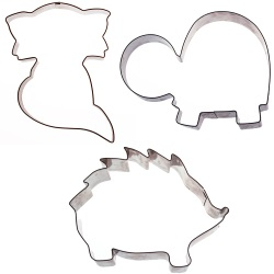 Woodland Cookie Cutter Set LARGE