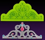 Marvelous Molds - Large Majestic Tiara Mold