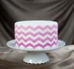 Marvelous Molds - Medium Chevron Onlay