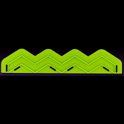 Marvelous Molds - Single Medium Chevron Silicone Onlay