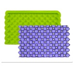 Marvelous Molds Simpress - Tufted Swiss Dots THUMBNAIL