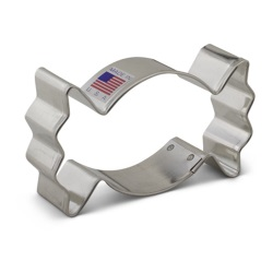 Candy in Wrapper Cookie Cutter LARGE