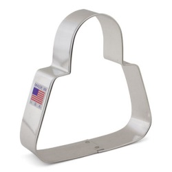 "Purse 4"" Cookie Cutter"