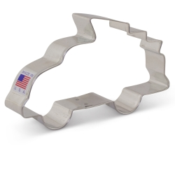 Truck With Tree Cookie Cutter LARGE
