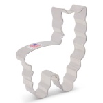 Llama Cookie Cutter - Cute