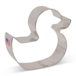"Duckling Cookie Cutter - 3-3/8"" THUMBNAIL"