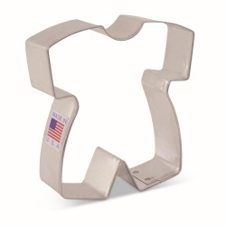 Baby Romper Cookie Cutter LARGE