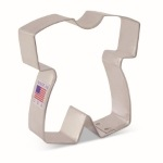 Baby Romper Cookie Cutter THUMBNAIL