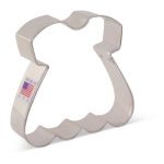 Baby Dress Cookie Cutter_THUMBNAIL