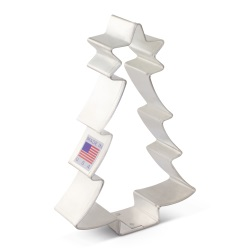 Christmas Tree w / Star Cookie Cutter LARGE
