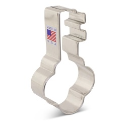 Key Cookie Cutter LARGE