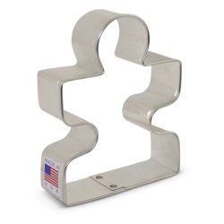 Puzzle Piece Cookie Cutter LARGE