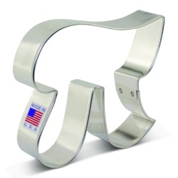 Pi Symbol Cookie Cutter LARGE