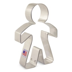 Cookie Con Boy Cookie Cutter LARGE