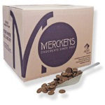 Merckens Cocoa Lite Coating Wafers - 50# THUMBNAIL