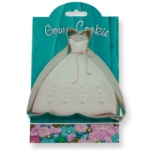 Dress Cookie Cutter - Gown - Ann Clark