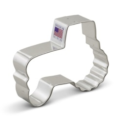 Tractor Cookie Cutter - 4""