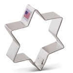 Star of David Cookie Cutter - Ann Clark THUMBNAIL