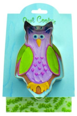 Owl Cookie Cutter by Ann Clark_LARGE