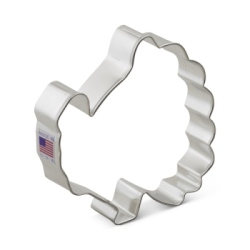 Turkey Cookie Cutter - 4""