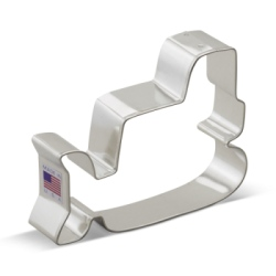 Bulldozer Cookie Cutter LARGE