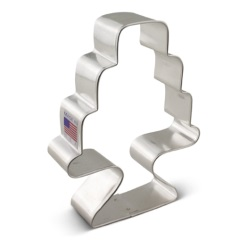 Cake on Pedestal Cookie Cutter LARGE