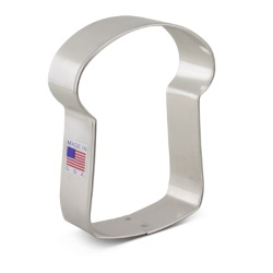 Slice of Bread Cookie Cutter LARGE