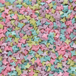 Confetti - Shimmering Butterflies LARGE