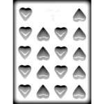 Heart Hard Candy Mold THUMBNAIL