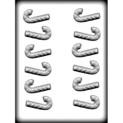 Candy Cane Hard Candy Mold
