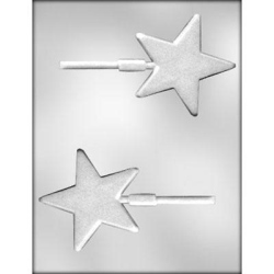 Star (Textured) Hard Candy Mold