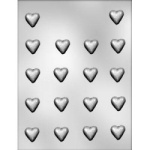 "Plain Mini Heart Chocolate Mold - 7/8""_THUMBNAIL"