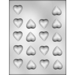 Small Plain Heart Chocolate Mold