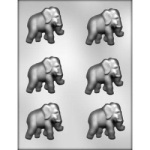 "Elephant Chocolate Mold - 2-1/4""_THUMBNAIL"