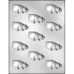 Pig Chocolate Mold