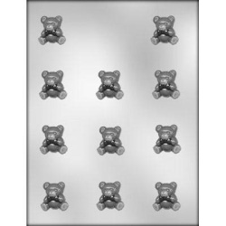 Bear Chocolate Mold