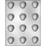 Shell Chocolate Mold THUMBNAIL