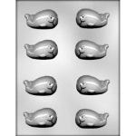Whale Chocolate Mold THUMBNAIL
