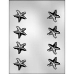 "Starfish Chocolate Mold - 1-1/2""_LARGE"
