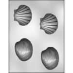 Shells Chocolate Mold