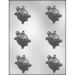 "Turtle Chocolate Mold - 2-1/2"" LARGE"