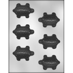 Turtle Chocolate Mold - 3""