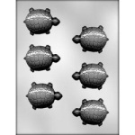 Turtle Chocolate Mold - 2-1/2""