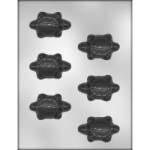Turtle Chocolate Mold - 2-5/8""