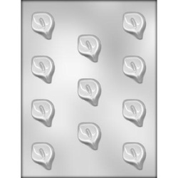 Calla Lily Chocolate Mold LARGE