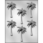 "Palm Tree Chocolate Mold - 3 1/2"" THUMBNAIL"