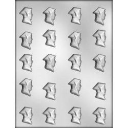 "Graduates Chocolate Mold - 1 1/4"" LARGE"