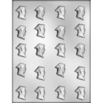 Graduates Chocolate Mold - 1 1/4""